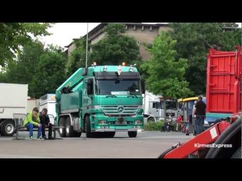 High Energy (Kaiser) - Oberhausen-Sterkrade 2012 (opbouw/Aufbau) transport