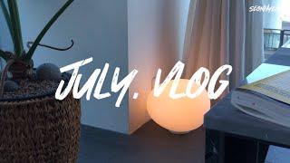직장인 vlog #09, 7월 ♂️ ㅣ이케아ㅣ연남동ㅣ…