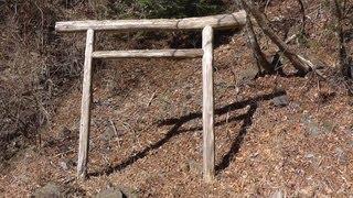 A Dead End Hike In Japan - Walking In Japan 日本で行き止まりの引き上げ
