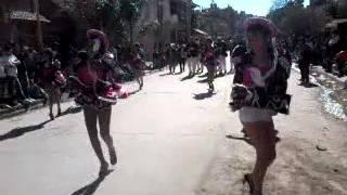 Caporales virgen de copacabana de laferrere