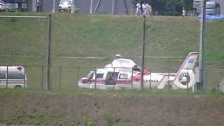 20130817 広島市消防ヘリ