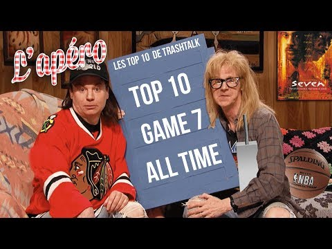 Top 10 Game 7 All-Time