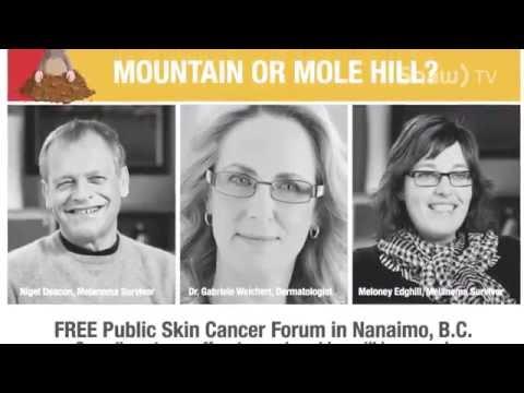 Mountain or Mole Hill? Skin Cancer Forum in Nanaimo