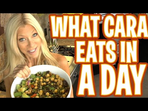 What Cara Brotman Eats in a Day ONE MEAL A DAY Meal Plan to Burn Fat