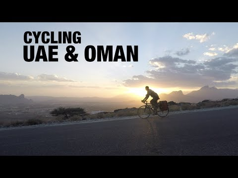 Cycling UAE and Oman