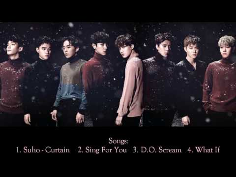EXO - Best Songs to Fall ASLEEP