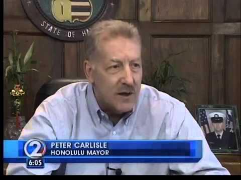 Honolulu Mayor regrets not having more time