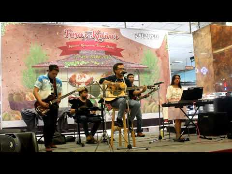 Kupu - kupu Kertas - Ebiet G Ade - Live Perform E'Coustic With #AmaliaSurya