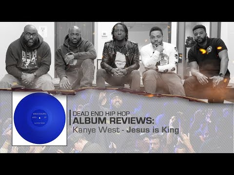 Kanye West - Jesus is King Album Review | DEHH