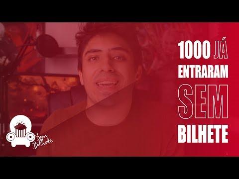 1000 Já entraram Sem Bilhete!!!