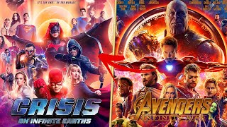 The Arrowverse Equivalants of Each Marvel Cinematic Universe Movie