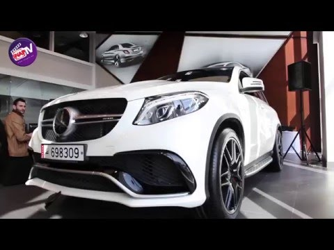 BEEP: Mercedes Benz pre-owned showroom in Qatar