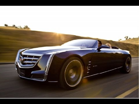 Cadillac Eldorado 2017 Revealed Youtube