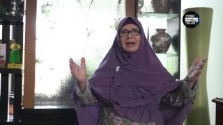 Pesan Dari Umi Irena Handono untuk indonesia Rev | Fikri Thaher photograph