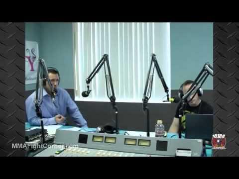 MMA Fight Corner Pt 3  with Joey Varner, Phil Devine, Heidi Fang recorded 03 25 13