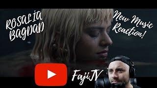 ROSALÍA - BAGDAD (Cap.7: Liturgia) | REACTION/REVIEW (2019)