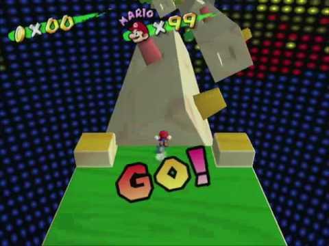 Super Mario Sunshine - The Secret of Ricco Tower - 0x A Presses