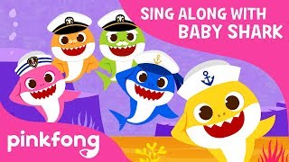 Download Video The Shark Dance | Sing Along with Baby Shark | Pinkfong Songs for Children MP3 3GP MP4