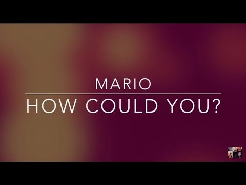 Mario - How Could You (Español) #TurningPoint