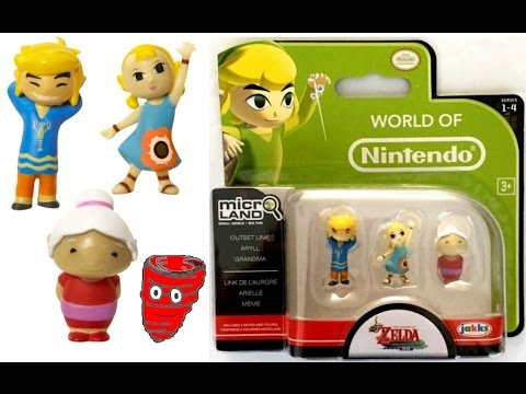 The Wind Waker U Micro Deluxe Pack Outset Island Legend of Zelda