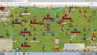 Playing Goodgame Empire :)
