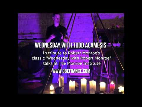 Wednesday with Todd Acamesis