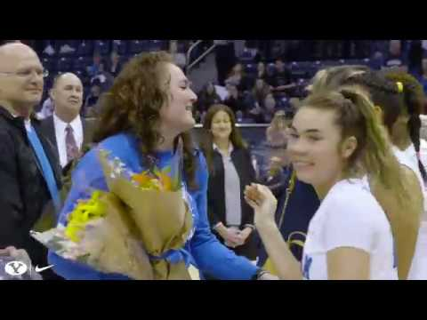 Women's Basketball - BYU Vs Santa Clara - March 2, 2019