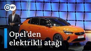 Tüm Opel serilerine elektrikli versiyon geliyor - DW Türkçe