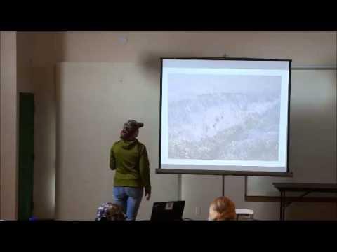 Range Camp 2015: Processes of soil formation
