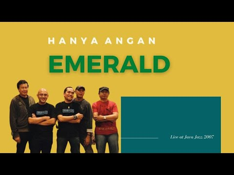 Emerald band - hanya angan - jjf 07
