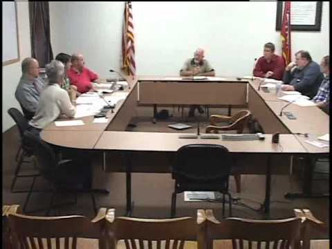Fayetteville AR Telecom Board meeting 21July 2011.asf