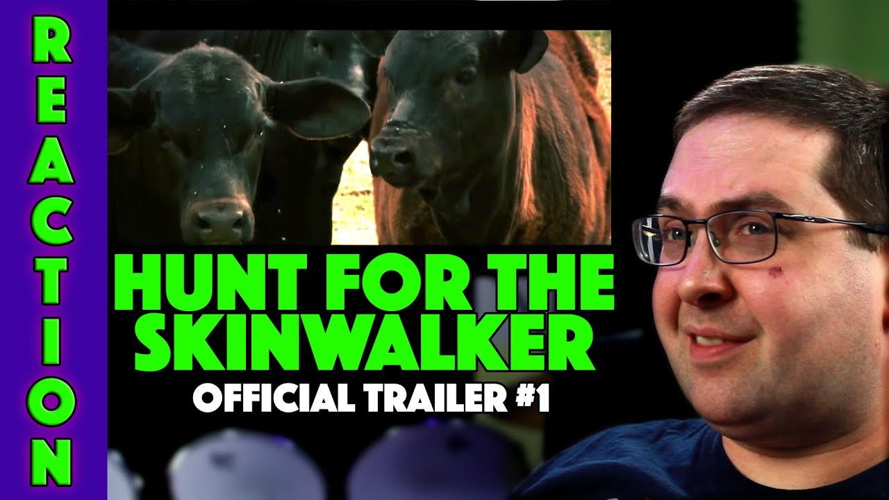 Download REACTION! Hunt for the Skinwalker Trailer #1 - George Knapp Movie 2018
