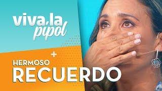 Este es el emotivo recuerdo que hizo llorar a Francisca Ayala - Viva La Pipol
