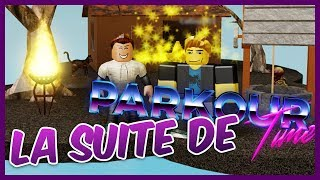 IT IS GETTING WORSE! -Roblox Parkour Time