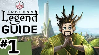 Endless Legend Guide - #1 - Settings and Factions
