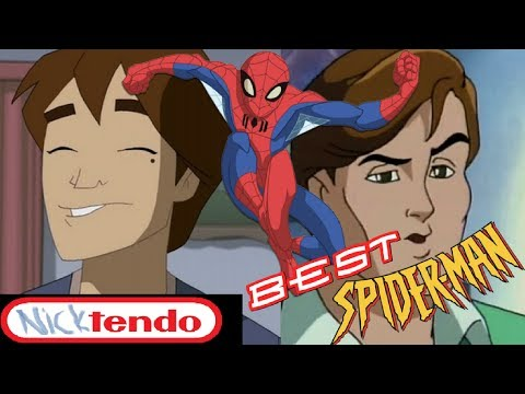 The BEST Spider Man Cartoons: Spider-Man The Animated Series \u0026 The Spectacular Spider-Man Review