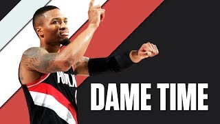 Damian Lillard's handles and range have no limits for Rip City | NBA Mixtape