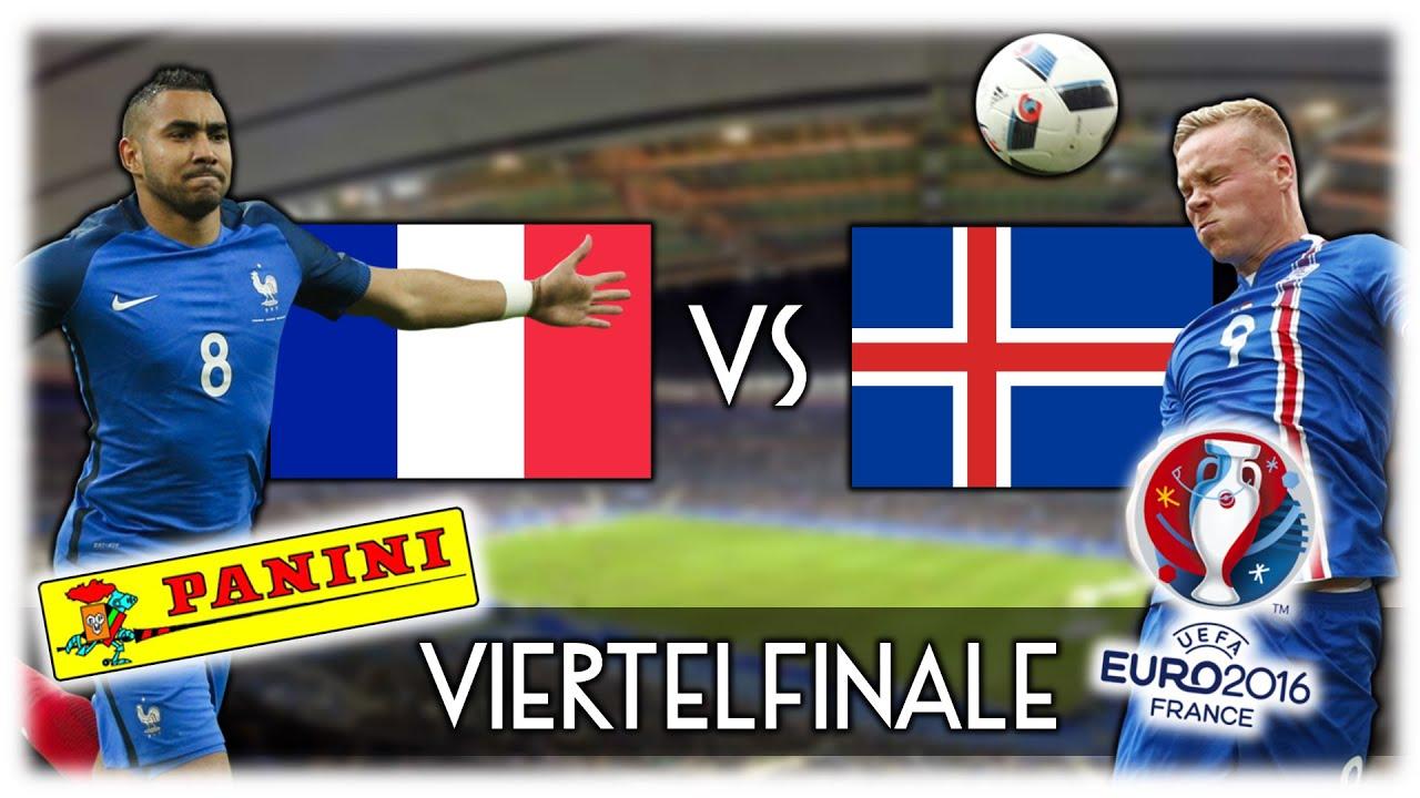 Island Frankreich Em
