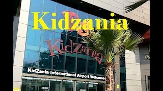 kidzania, Entertainment city, Noida