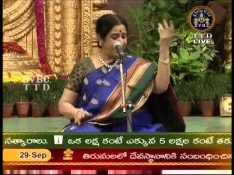 Aruna Sairam 04 PoorviKalyani Oh rama nee namam B Ramadasar