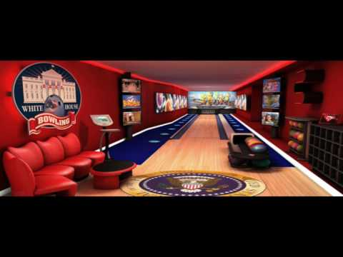 Bowling in the White House Basement