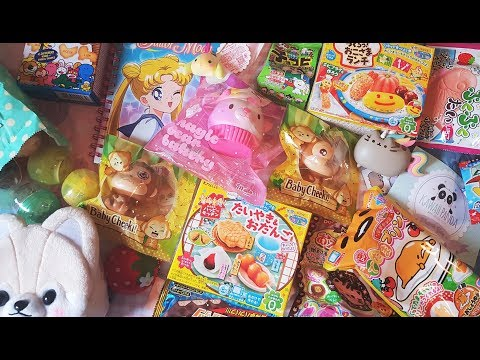 Squishy, Popin Cookin, Pusheen, Snack, Sailor Moon ecc *-*
