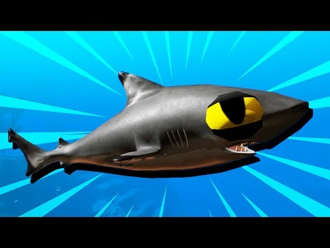 CUTEST BABY Shark EVER! - Baby Blacktip Shark Update! -  Feed and Grow Fish Gameplay