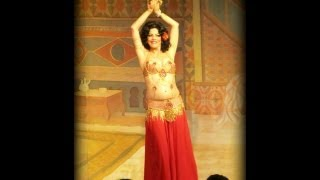 Princess Farhana Golden Age  Egyptian Style Belly Dance