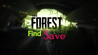 How to Find Folder Save The Forest(Khmer) | JiXiang-VideoGame