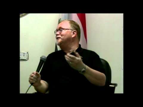 Rick Roberts Team Leader with Babil Reconstruction Team in Iraq Part 1