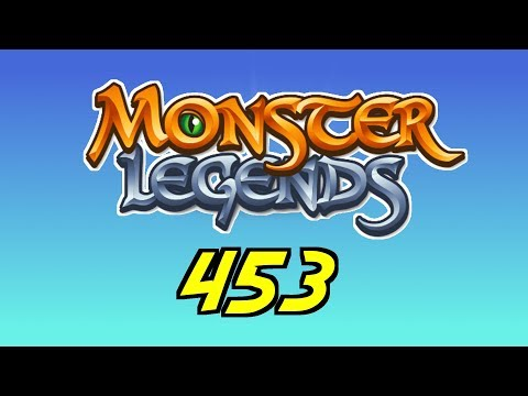"Monster Legends - 453 - ""Melvin's Weakness Revealed"""