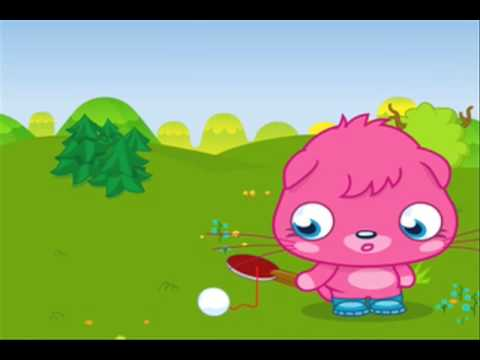 Moshi Monsters - Ping Pong Funny - Free Online Virtual Pet