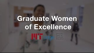 MIT Graduate Women of Excellence 2017 thumbnail