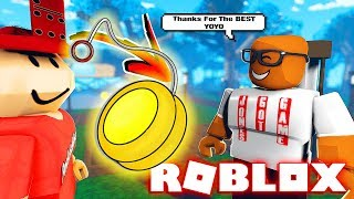 I FINALLY GOT THE BEST YO-YO IN ROBLOX (Roblox Yo-Yo Simulator)